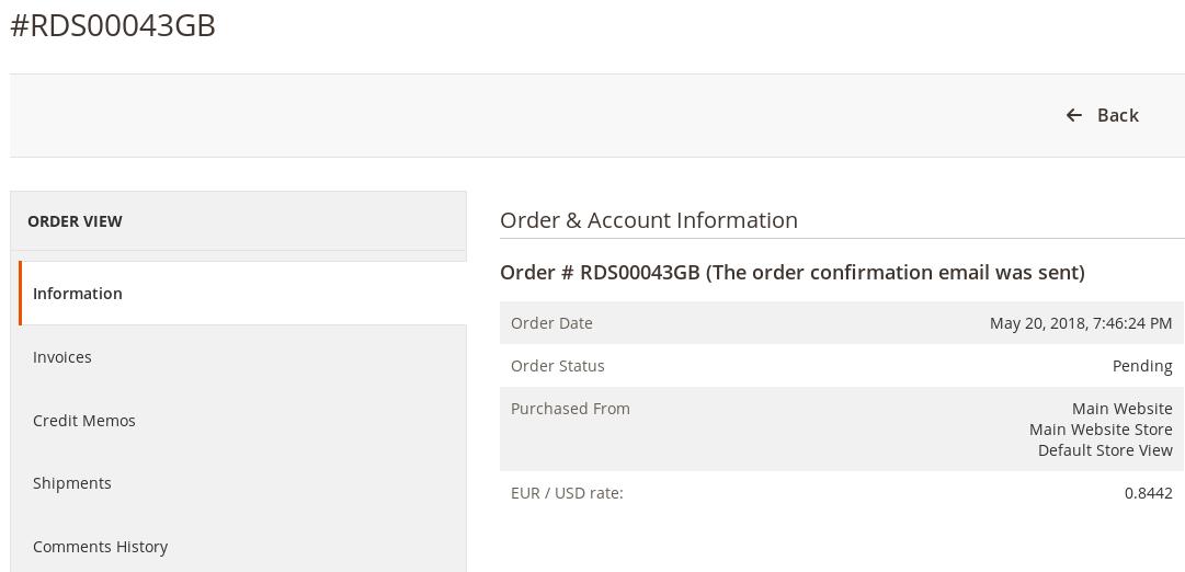 Magento2 Custom Order Number