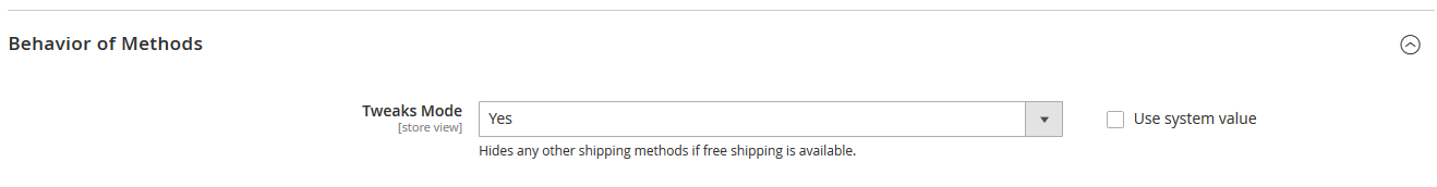 Magento2 Shipping Tweaks